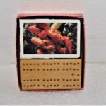 cribbage set with lobster themed playing cards
