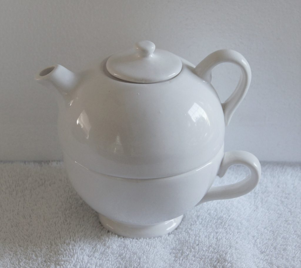 tea set for one