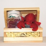 lobster trap gift basket