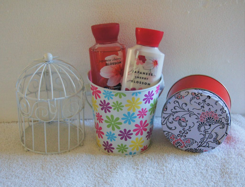 Japanese Cherry Blossom Bath and Body Works