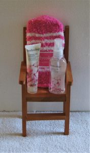 bodycology body lotion and body mist
