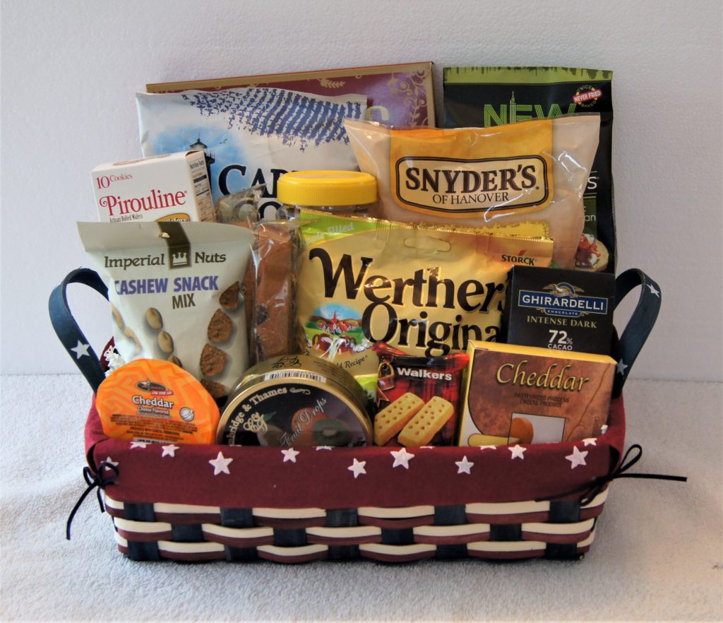 independence day gift basket